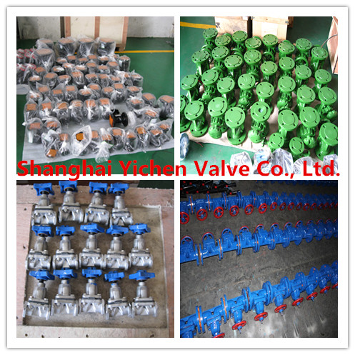 PFA Lined Diaphragm Valve Weir Type (G41PFA)