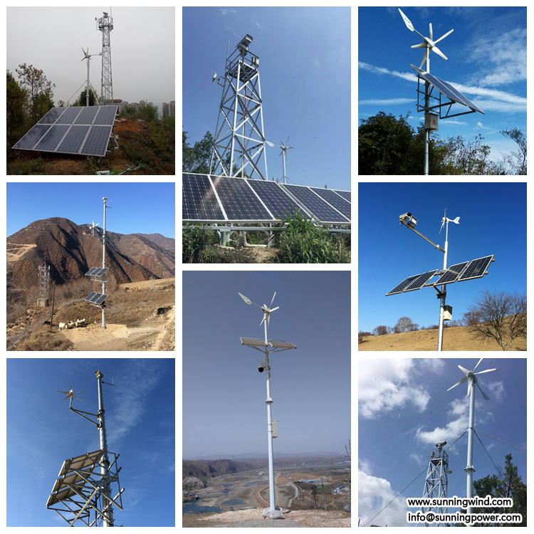 Sunning off Grid Renewable Power Solutions