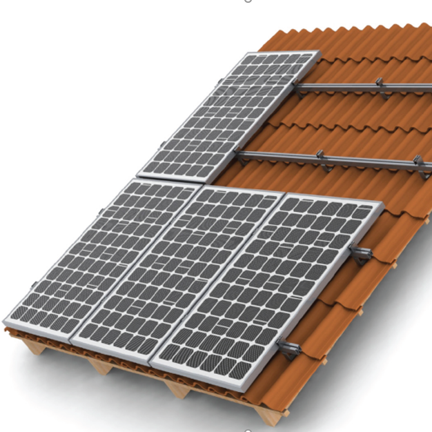 types of solar modules