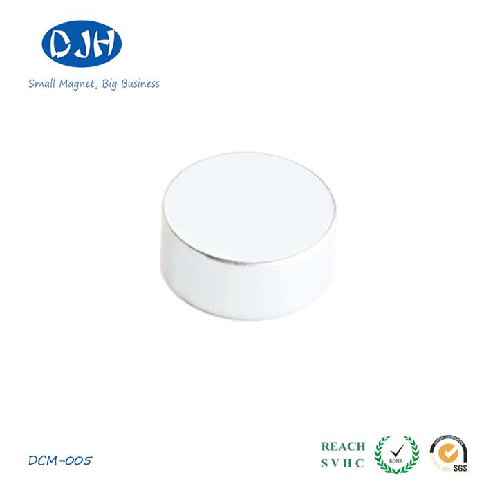 Industrial Area Usage Cylinder Neodymium Iron Boron Magnets