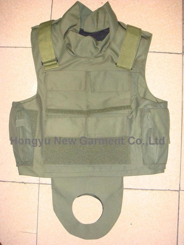 Protection Equipment Anti Riot Control Bulletproof Suit Vest (HY-BA014)