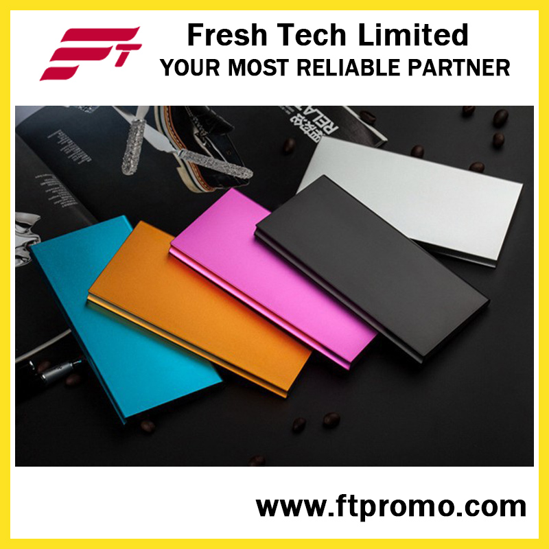 Dual Port Power Bank with 4000mAh for Real Capacity (C511)