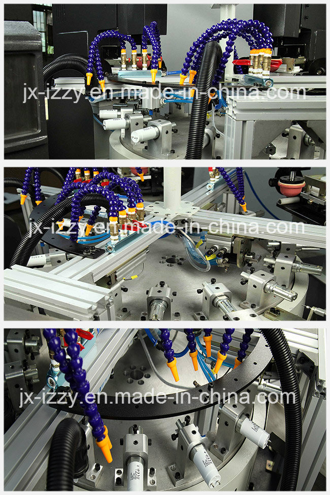 Automatic Pneumatic Pad Printing Machine for Tampo Printing Machine