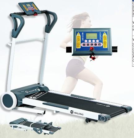 Mini Foldable Motorized Treadmill; Fitness Equipment Treadmill (UJK-3901)