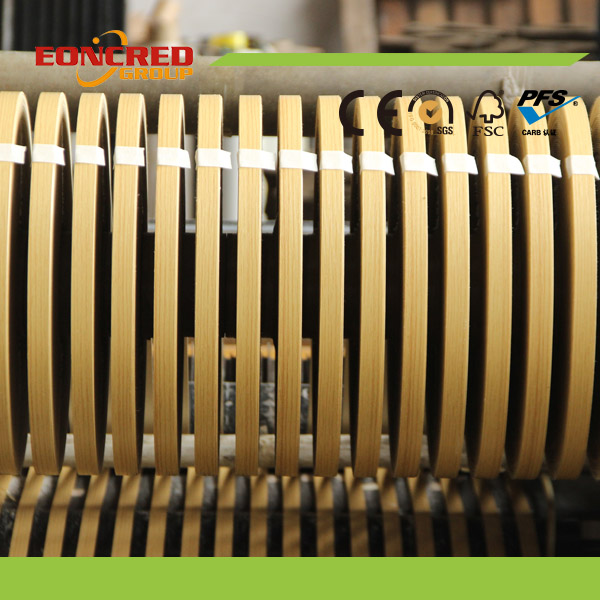 0.4mm 1mm 2mm PVC Edge Banding for Russia Market