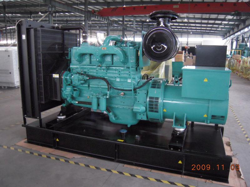 400kw Silent Diesel Generator Powered by Cummins Engine