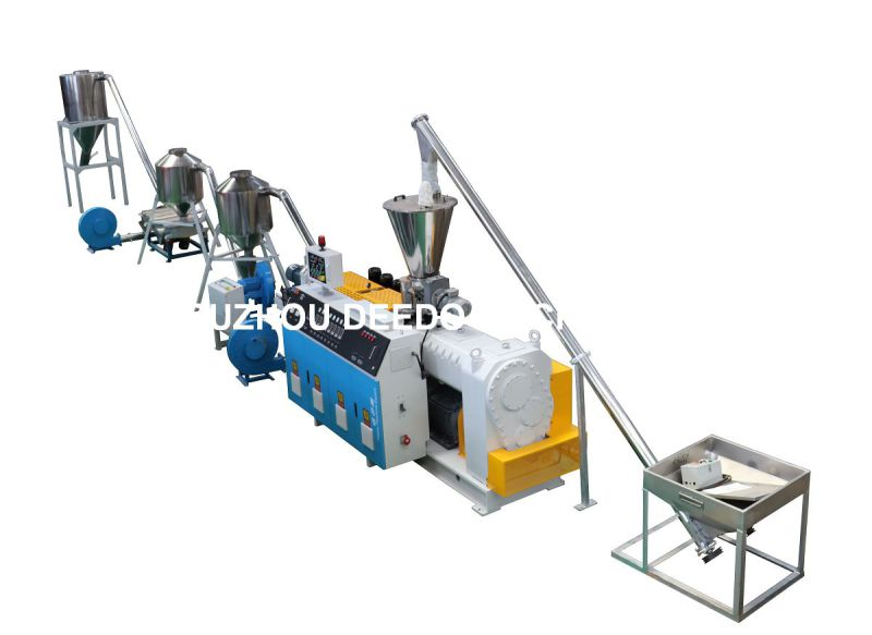 PVC Pelletizing Line Machine