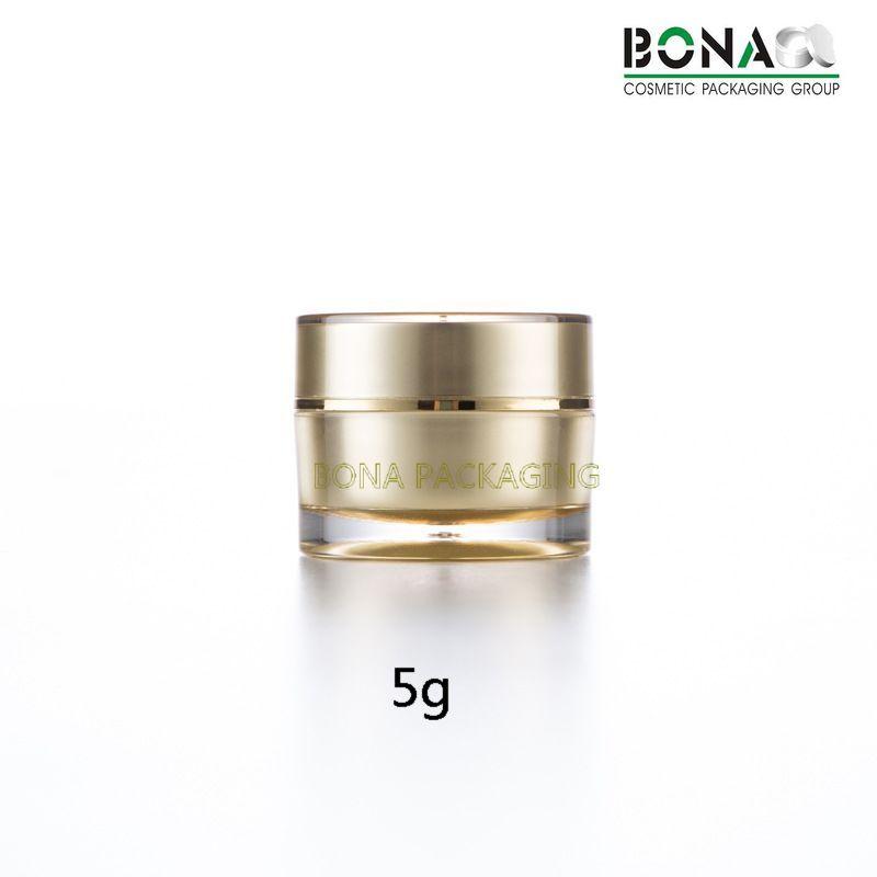 5g 10g 25g 30g Acrylic Small Jar Cosmetic Packaging