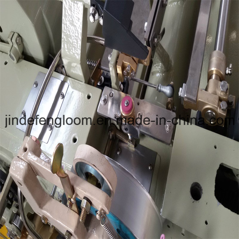 Cam Shedding Textile Machines Polyester Fabric Weaving Waterjet Loom