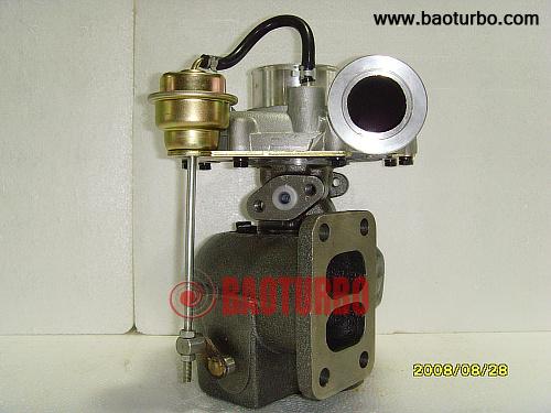 K27/53279886715 Turbocharger for Volvo