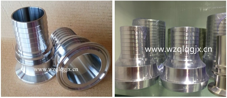 Sanitary Stainless Steel Hose Pipe Fitting Coupling