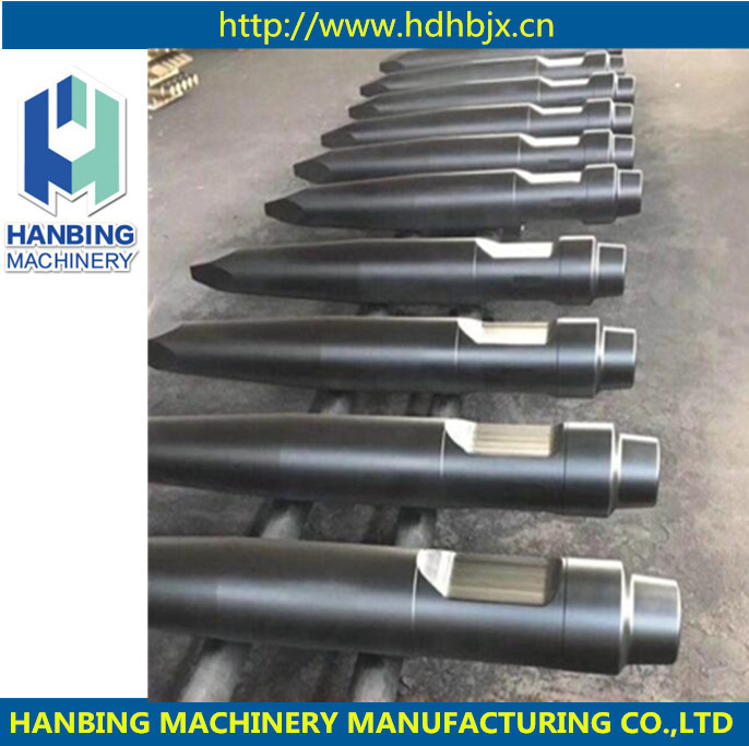 high quality Hydraulic Hammer Rock Breakers
