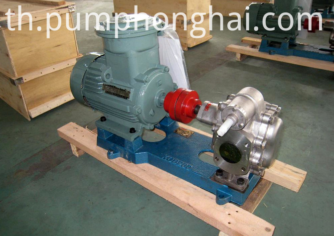 lubricationg oil gear pump