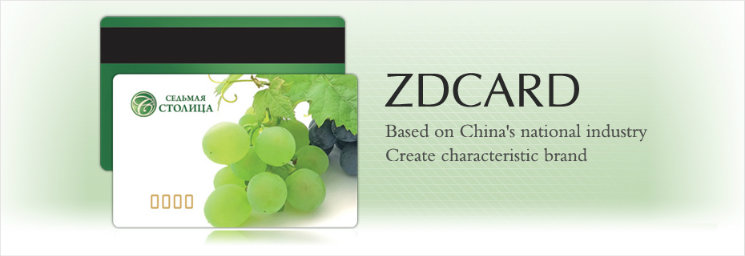 PVC Business Card/PVC ID Card Printing