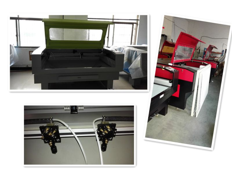 Good Price CNC Laser Cutting and Engraving Machine for Garment