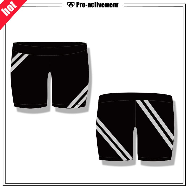 OEM Factory Quickk DIY Women Compression Gym Shorts