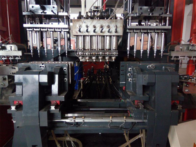 Tonva 3L Nylon Extruder Blow Moulding Machine/Jerry Can Plastic Machine