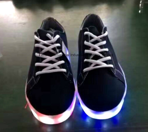 The Same Model as LED Shoes of British Team in Rio Olympics LED Light Shoes (FF829-1)
