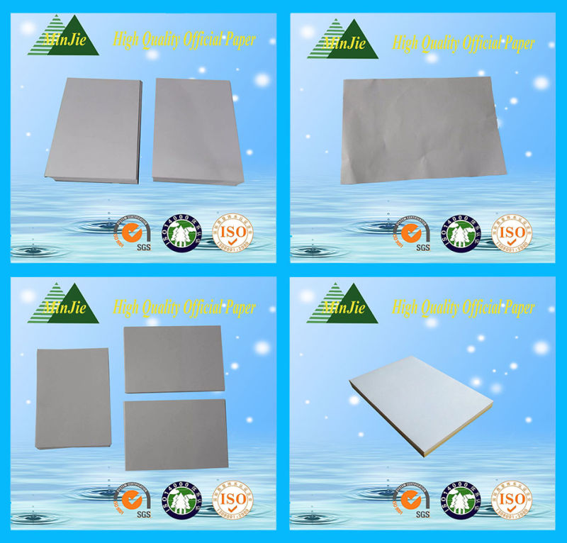 White Color and Copy Paper Type Thin A4 Copypaper