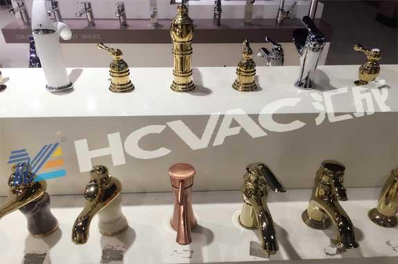 Zirconium Titanium PVD Coating Machine for Faucet Sanitary