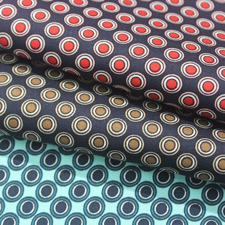 satin weave cotton fabric