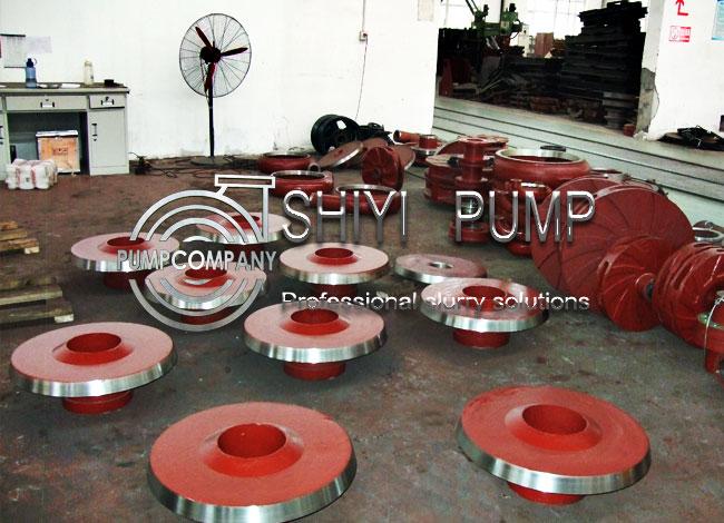 Coal Cleaning Plant Pump Parts