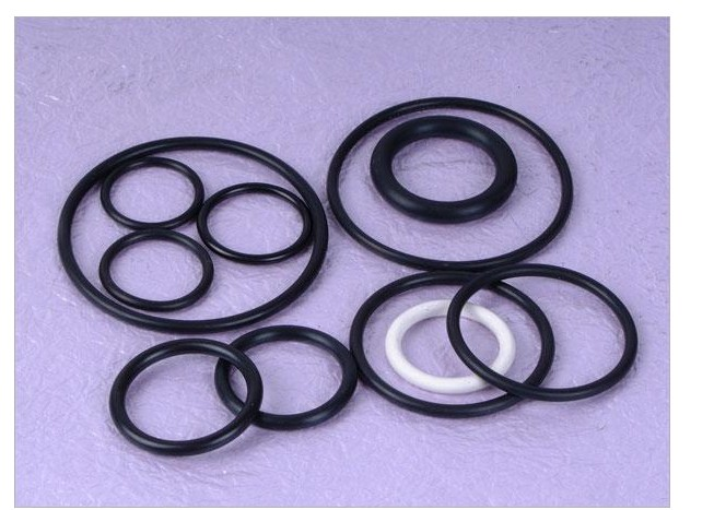 1mm Thick Rubber O Ring