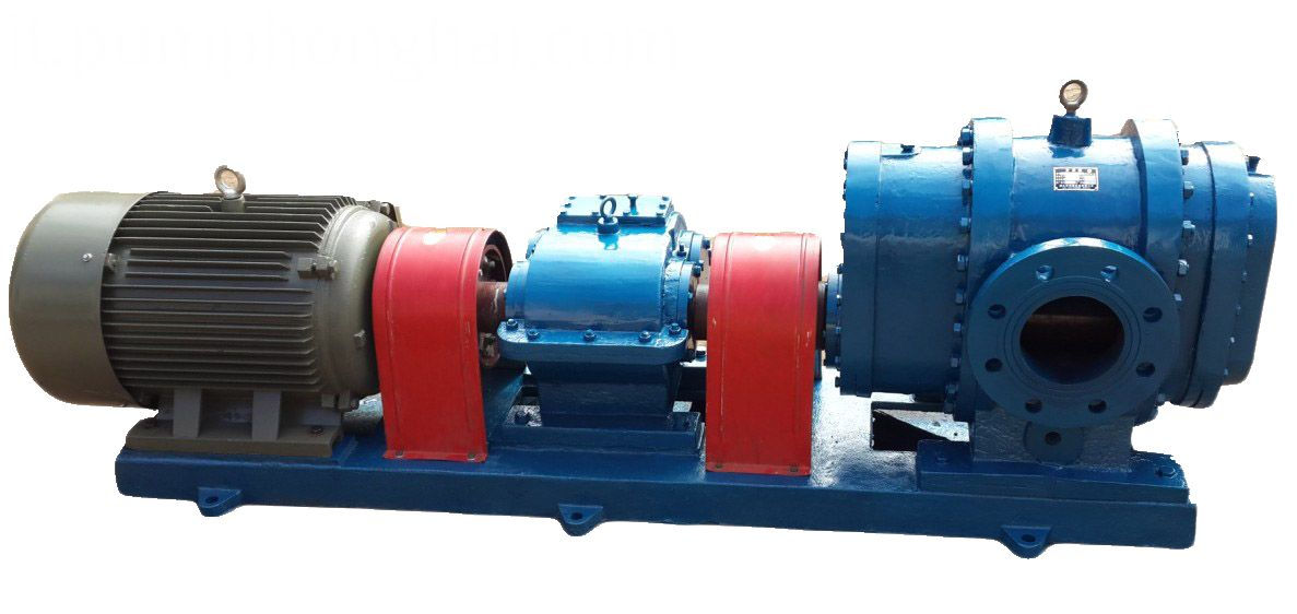 LCW cast iron bitumen heating pump transfer pump