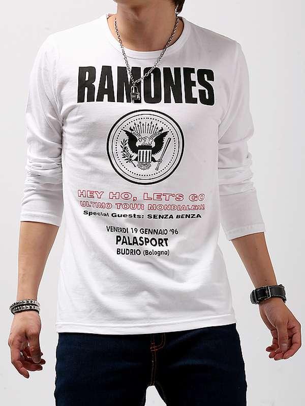 Custom Printed Fashion Cotton Wholesale Men Long Sleeve T Shirt