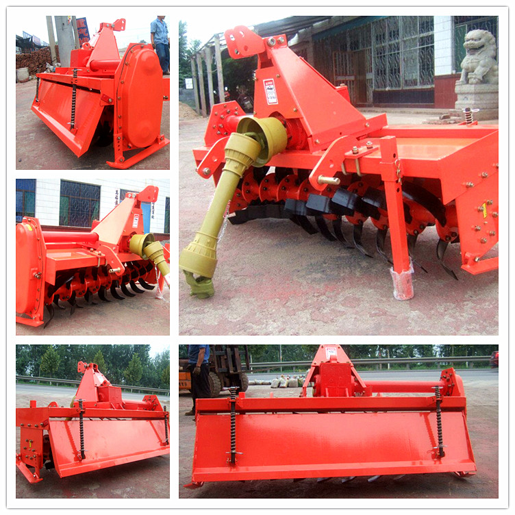 Side Chainbox Drive Light Rotary Cultivating/Tilling Machine in Lower Price