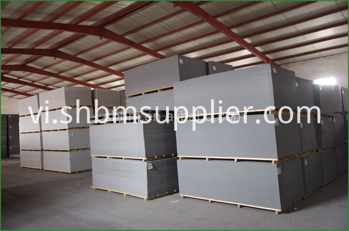 Fire Rated High Density Cement Board