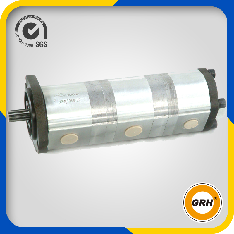 Triple Gear Pump (CBKP)