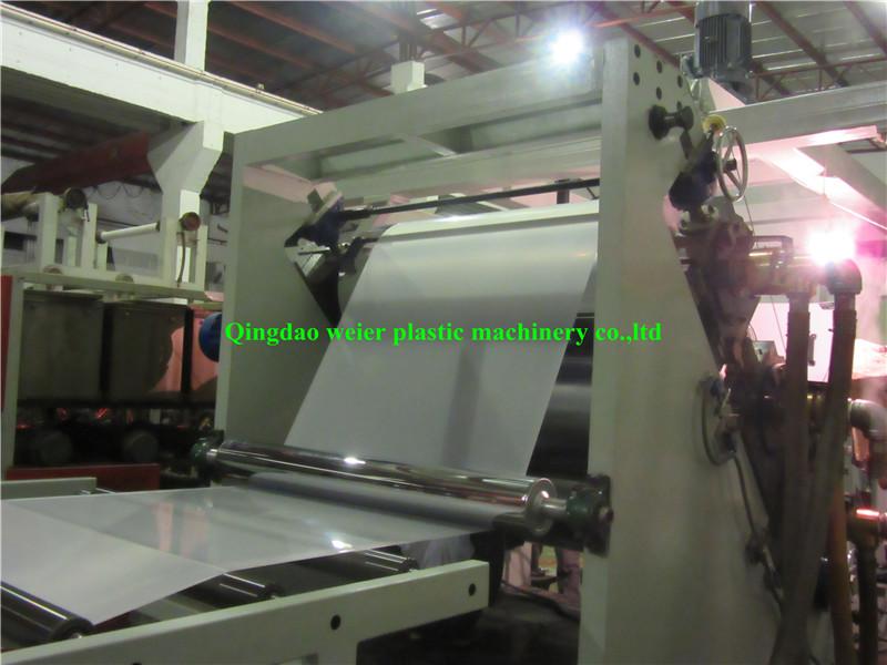 PP / PE Sheet Machine