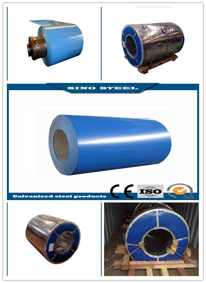 Color Painting PVDF Aluminum Coil for Construction Decoration