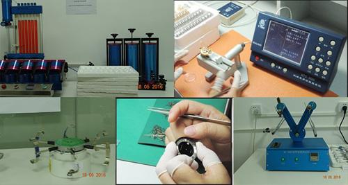 Manufacturer Make Custom Mechanical Skeleton Watches for Men