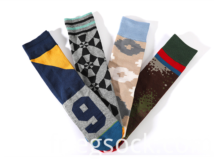 color adult socks