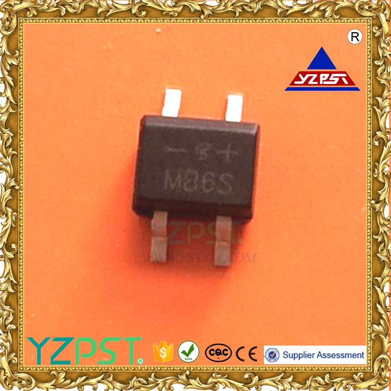 mb6s Miniature Rectifier Bridge