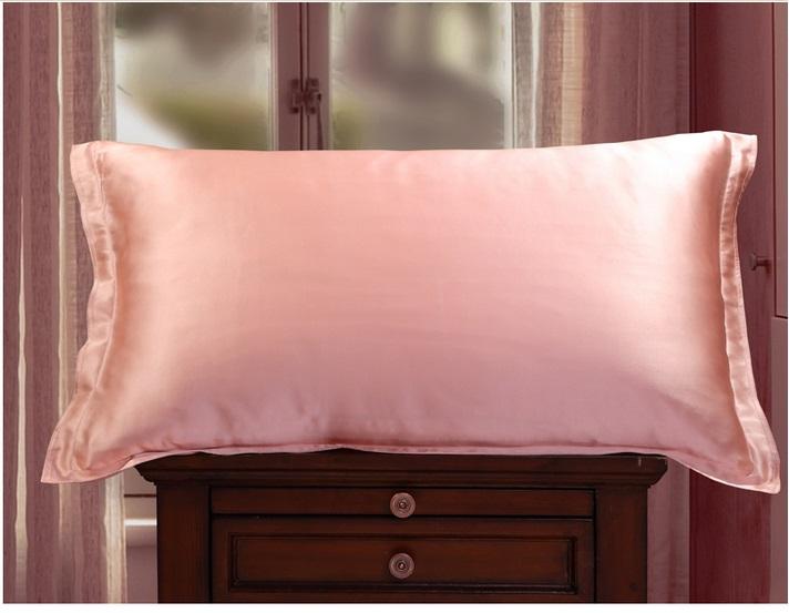 100% Pure Mulberry Silk Pillow Cover/Satin Pillowcase/Silk Pillowcase