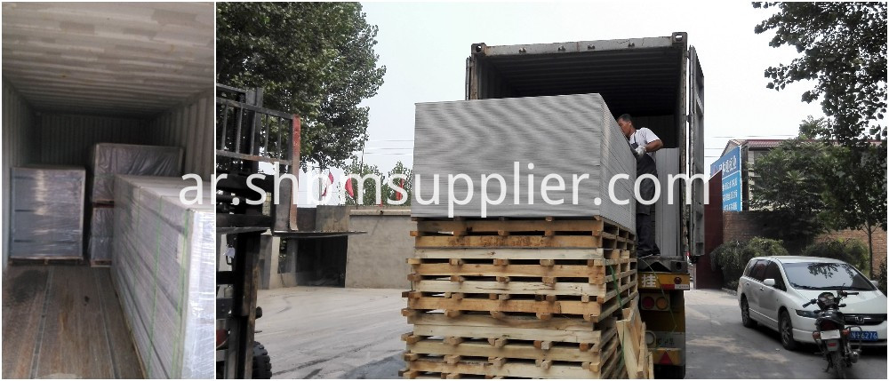 Fire proof cement board factory
