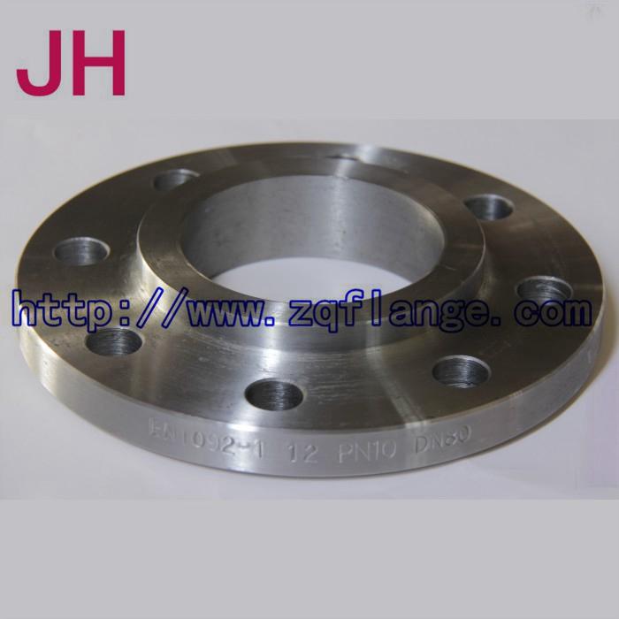 Carbon Steel A105n ASME B16.5 Pl Flange