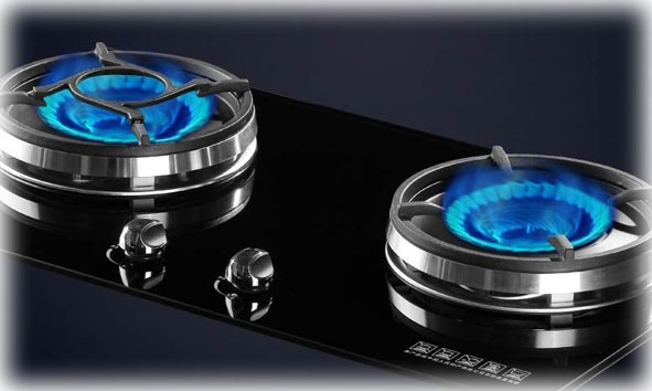 2 burners Cooking Stoves