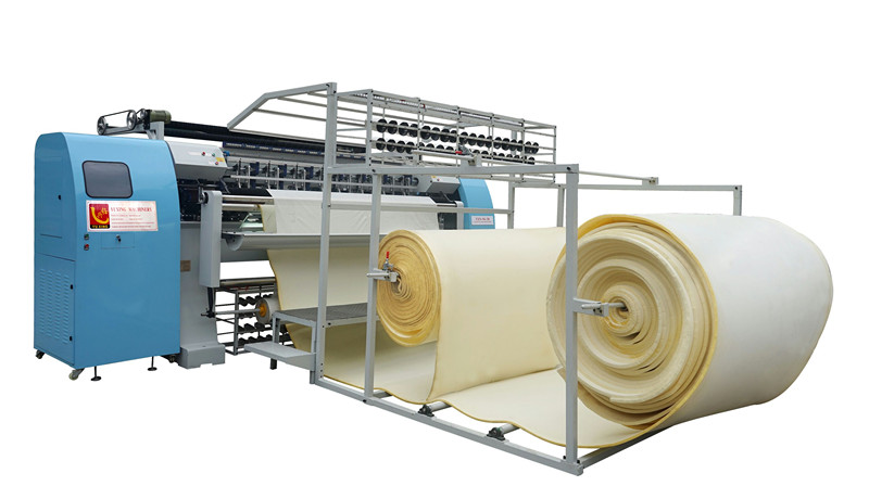 Industrial Computerized Looper Quilting Mattress Machine for Quilting Mattresses