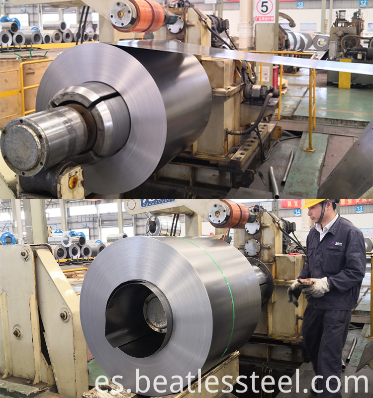 good qaulity cold rolled steel coil