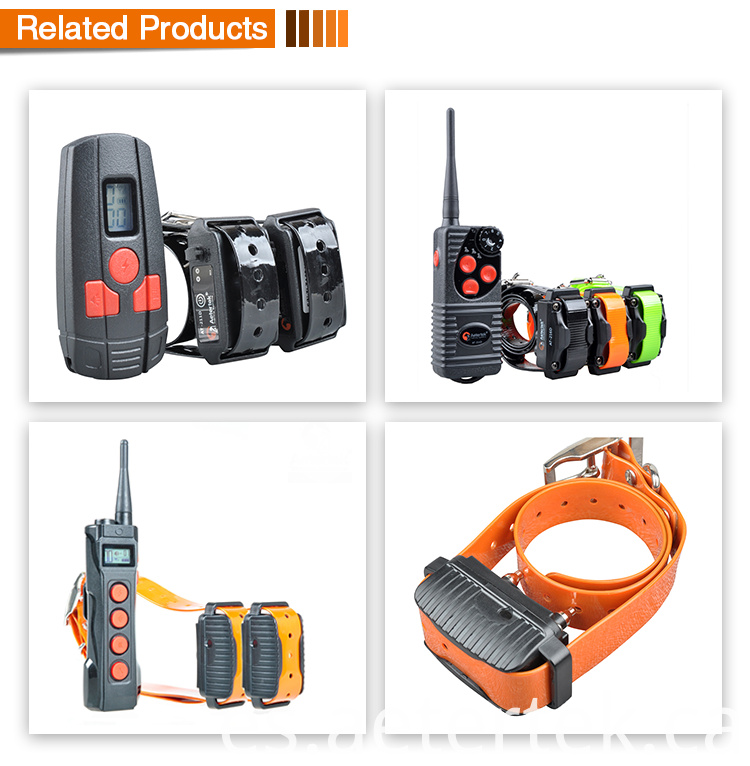 AT-918C Rechargeable Remote Dog Trainer