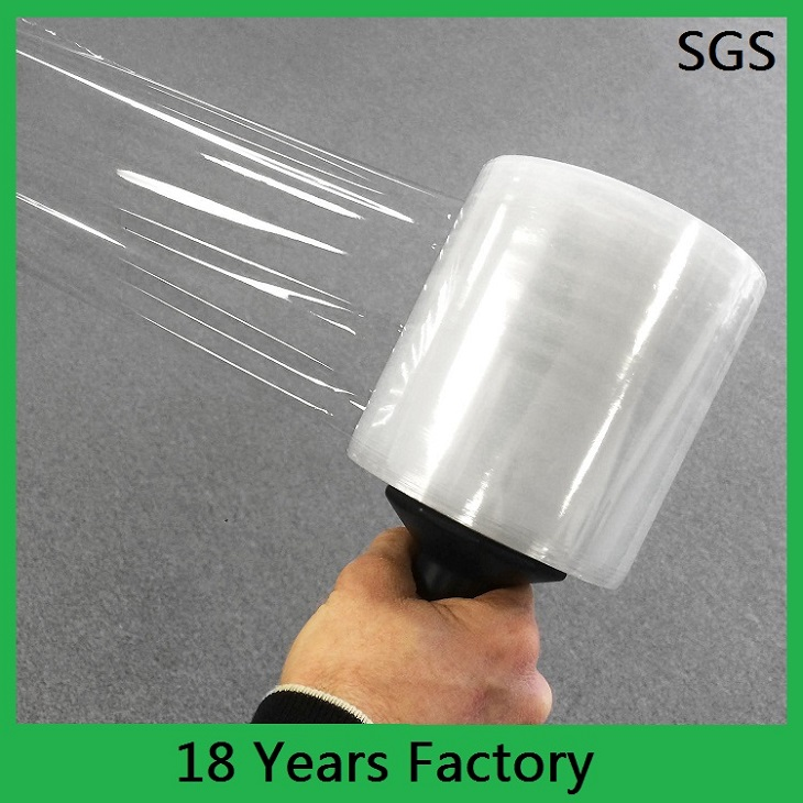 The Cheapest Supplier LLDPE Stretch Film