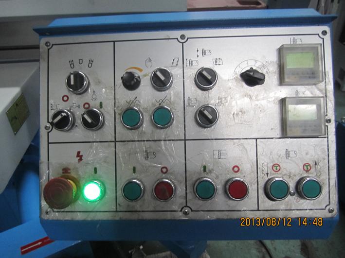 Full Auto PLC Hydraulic Surface Grinding Machine (SGA4080AHD) Table Size 400x800mm