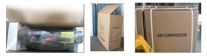 30L 2.5HP 1.8kw Direct Driven Air Compressor (ZBM30)