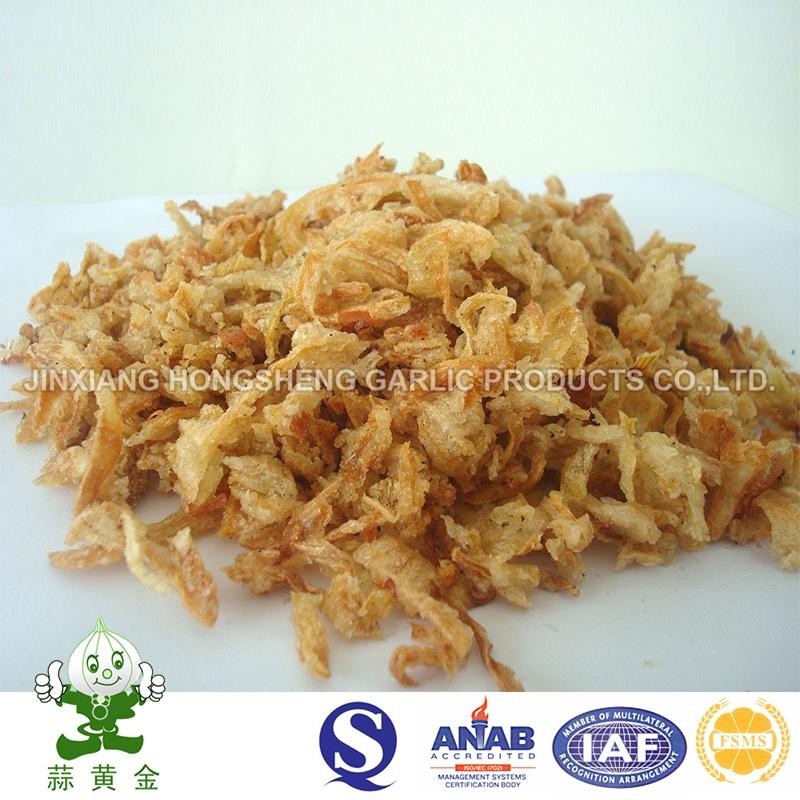 Fried Shallots / Onions Crispy From Hongsheng Garlic Company