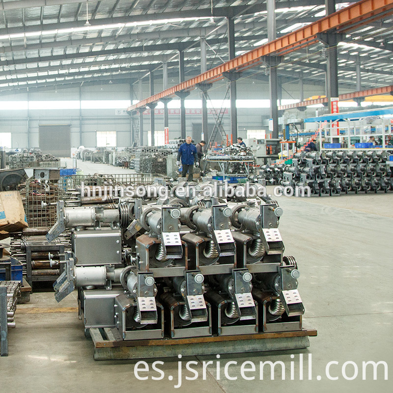 Hot Sale Rice Mill Machine factory