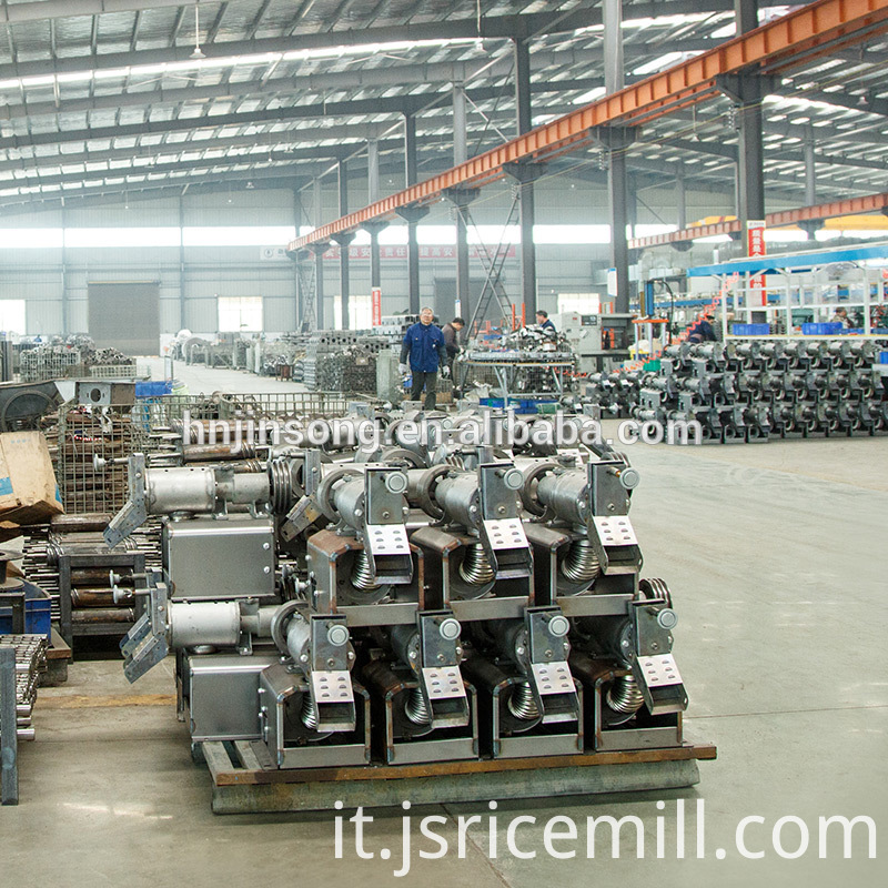 Rice Mill Plant Price List factory